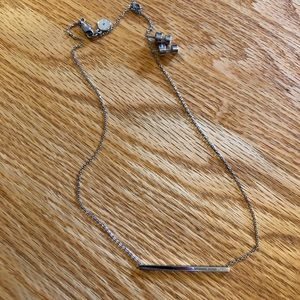 Michael Kors matching earring and necklace set